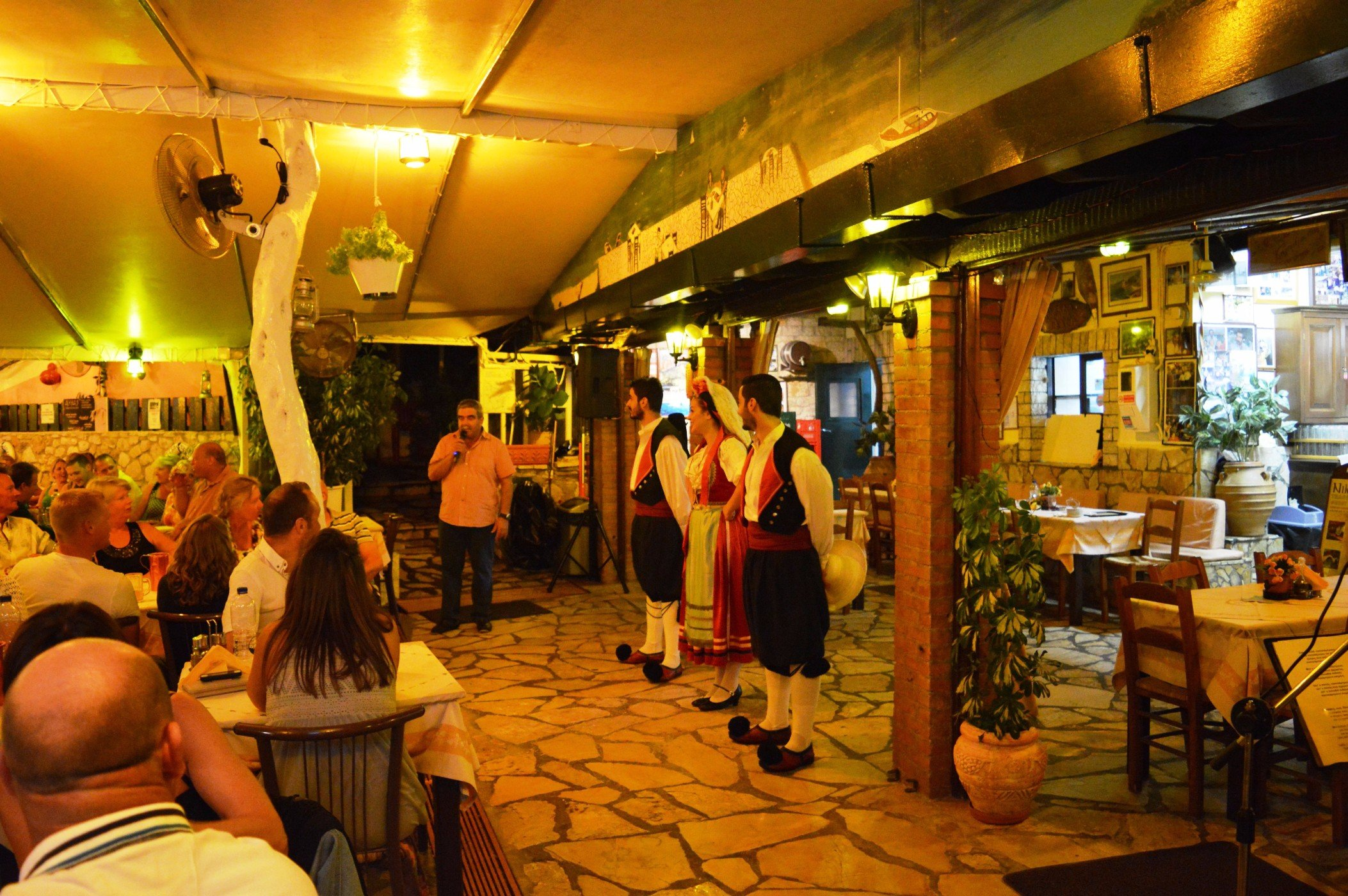 Greek Night | Agni Bay Corfu