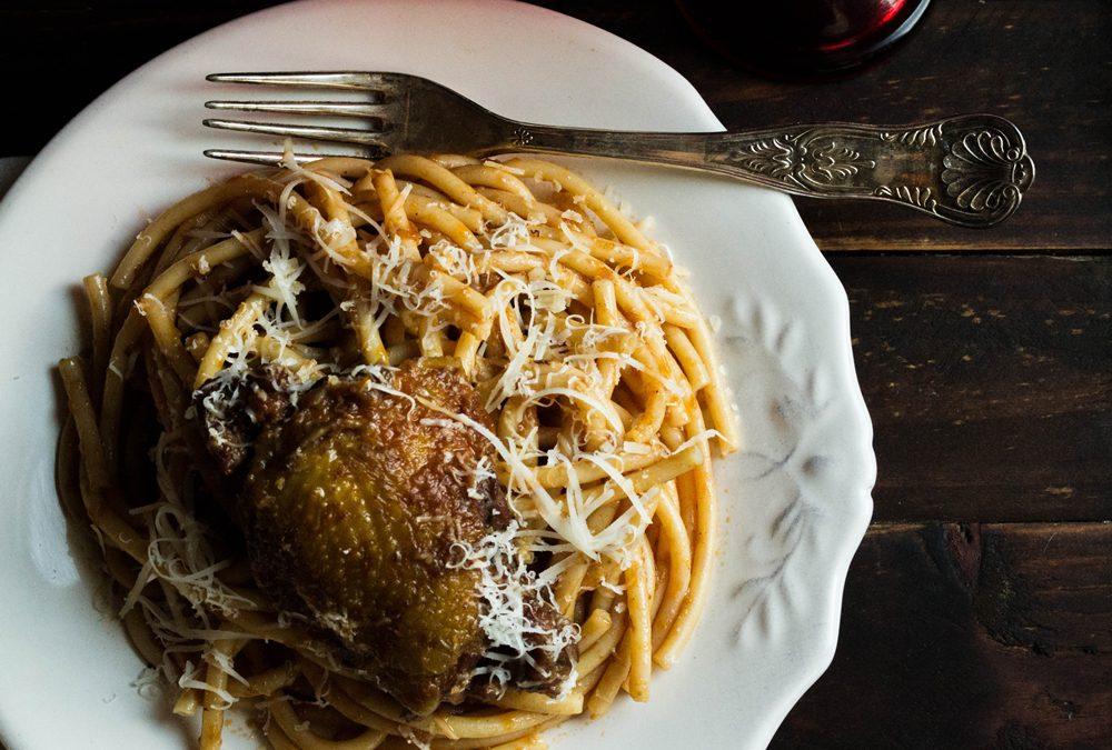 Corfu Traditional Recipes: Pastitsada